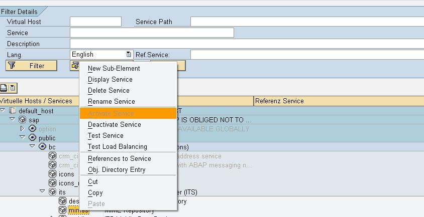 Activating SAP GUI for HTML – INTRUST - SAP & IT Blog